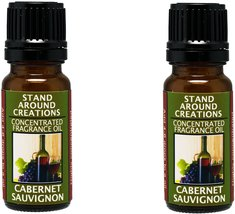 Set of 2 - Concentrated Fragrance Oil - Scent - Cabernet Sauvignon- A sw... - $17.99