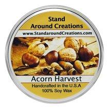 Premium 100% Soy Tureen Candle - 8 oz. - Acorn Harvest: This fragrance i... - $13.99