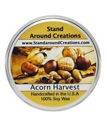 Premium 100% Soy Tureen Candle - 8 oz. - Acorn Harvest: This fragrance i... - $13.99