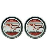 Premium 100% Soy Candles - Set of 2 - 2oz Tins - Dragon's Blood - A pote... - $11.98