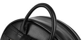 Medium Students School Backpacks Leather Bookbags,Backpacks D073-1 image 12