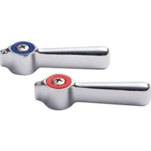 Chicago Style Faucet Lever Handles Chrome Pair Pack of 10 - $119.80