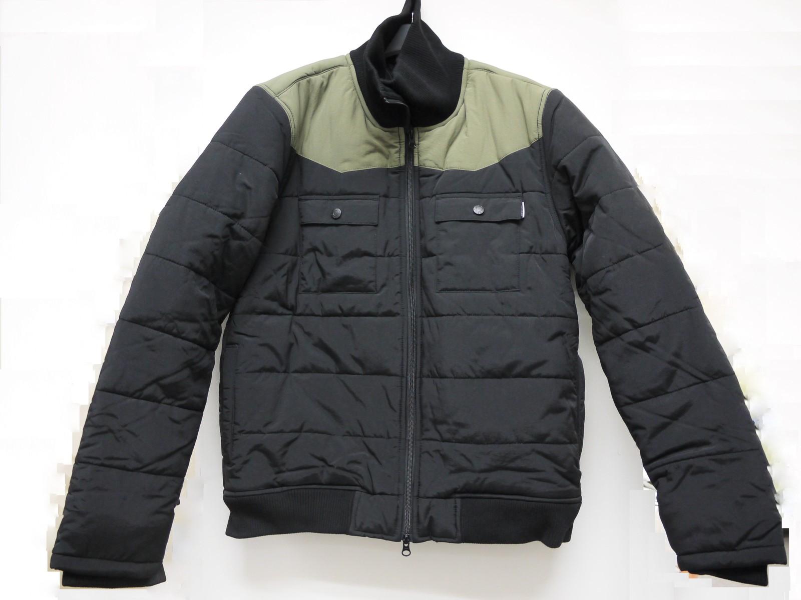 Insight heavyweight puffer coat blk   07