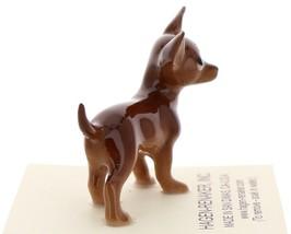 Hagen-Renaker Miniature Ceramic Dog Figurine Chihuahua Tiny Mama Brown image 4