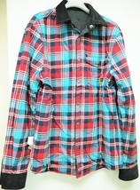 Insight reverse insulated hiker plaid jacket blk m man   14 thumb200