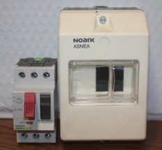 NOARK Manual Motor Starter and Enclosure Model EX9SN - $59.00