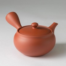 JINSUI - Fukuhira - Premium Syudei kyusu teapot 270cc w handcrafted cera... - $61.70
