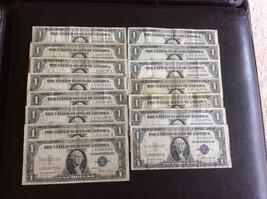 15 - 1935E SILVER CERTIFICATES....CIRCULATED....OLD ESTATE MONEY...(35e-06) - $34.59