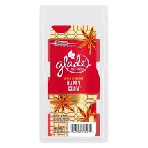 Glade Wax Melts Air Freshener Refill, Happy Glow, 2.3 Ounce - $8.75