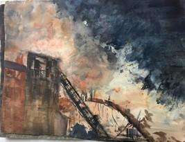 Fire Storm By Helen Emery - $550.00
