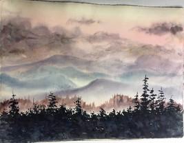 Mt.Sky Range By Helen Emery - $550.00
