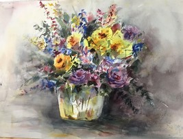 Spring Party By Helen Emery - $650.00