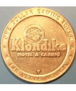 $1 Casino Token. Klondike, Las Vegas, NV. H87. - $4.25