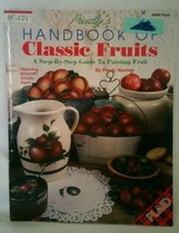 Prudy's Handbook Of Classic Fruits Tole Painting Book 8805 Prudy Vannier... - $14.84