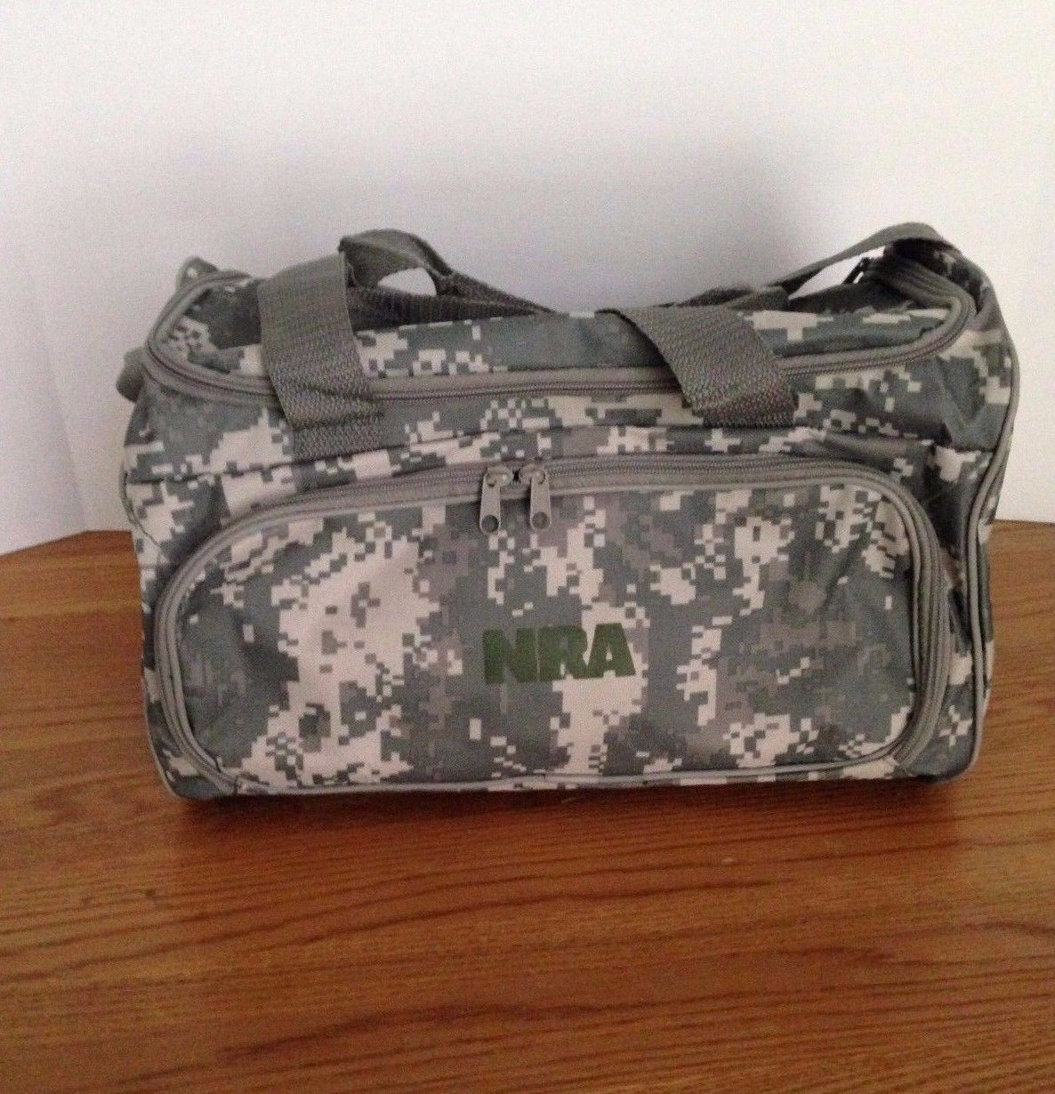 c6833e3f3cfc NRA Digital Camo Duffle Bag Army Green and 50 similar items. 57