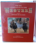 BFI COMPANION TO THE WESTERN vintage hardcover - $6.00