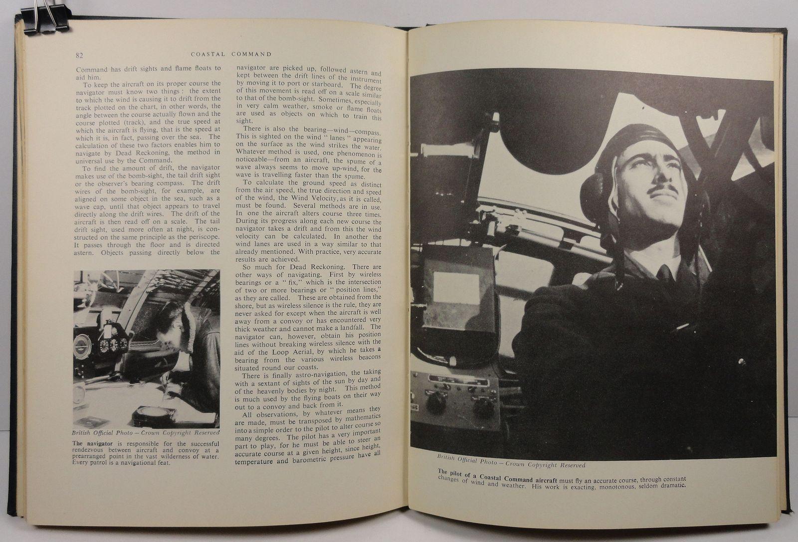 Coastal Command 1943 Air Ministry Account
