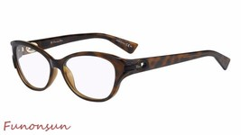 67e780f7695b Christian Dior Women  39 s Eyeglasses CD3281 6MN Dark Havana Oval Frame  Authentic -