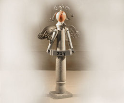 Inspirational Spindle Angel Called Joy - $10.95