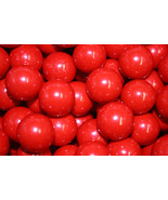 JAWBREAKERS-RED HOTS WITH CANDY CENTER 390 COUNT-5LBS - $25.73