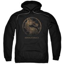 Mortal Kombat X - Metal Seal Adult Pull Over Hoodie Officially Licensed ... - $34.99+