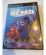 Finding Nemo (Sony PlayStation 2, 2003) - European Version Complete - $10.00