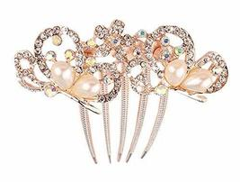 5 Pieces Elegant Hair Pins Bowknot Style Hair Accessories, Style E