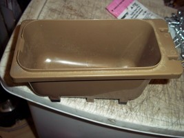 2 PC LOT VINTAGE RARE STARBUCKS CONTAINER OF DID 238611 NSF WK002 BROWN ... - $14.85