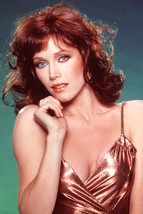Tanya Roberts in Charlie's Angels elegant dress 18x24 Poster - $23.99