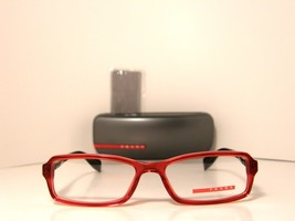 New Authentic Prada Eyeglasses VPS 04BV AB9-1O1 Made In Italy  PS 04B 51... - $110.84