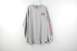 Vtg 90s JanSport Mens XL The Ohio State University Spell Out Long Sleeve Shirt - $39.55