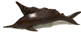 Antique 1970's Hand Carved Wooden Swordfish - $15.00