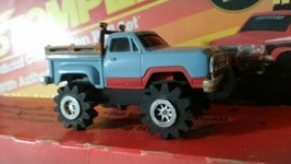 Mopar Blue 1980's Schaper Stomper 4 x 4 Dodge Hemi Mopar Ram Puller  *se... - $74.25