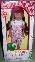 "Bumbleberry Girls TATUM 14.5"" Doll New - $25.88"