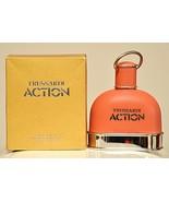 Trussardi Action Woman Eau de Toilette Edt 100ml 3.4 Fl. Oz. Spray Old 1... - $349.00