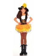 Leg Avenue Candy Spellcaster Girls Halloween Costume Small Cosplay Dress - $7.39