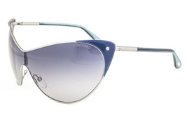 Tom Ford Vanda Ruthenium Blue / Blue Gradient Sunglasses TF364 89W - $175.42