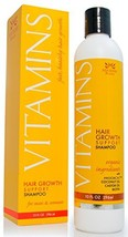 Nourish Beaute Vitamins Hair Growth Shampoo - DHT Blockers and Biotin Shampoo - $34.71