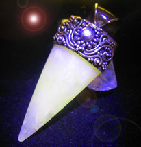 FREE W FLASH DEAL HAUNTED NECKLACE MASTER GOLDEN RICHES ILLUMINATED WORL... - $0.00