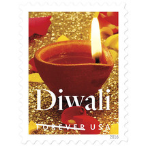2016 47c Festival of Diwali, Hindu Holiday, Aut... - $1.55