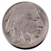 1934 5C Buffalo Nickel in Choice BU Condition, Excellent Eye Appeal & Lu... - $49.50