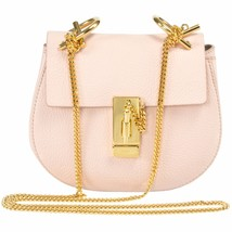 Chloe Drew Bag | Rose w/ Gold Hardware | Small - $1,385.95