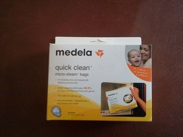 medela quick clean micro-steam bags - $7.43