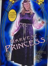 Velvet Medieval Harvest Princess PLUS SZ 16-24 - $49.00