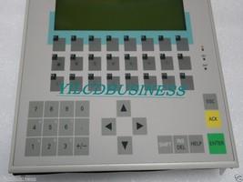Siemens 6AV3617-1jc30-0ax1 button screen 90 days warranty - $1,425.00