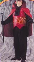 LORD OF EVIL COSTUME PLUS SIZE - $29.00