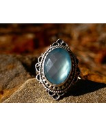 Haunted Orion White Lion Masters portal ring of... - $62.50