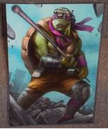 TMNT Donatello Glossy Art Print 11 x 17 In Hard... - $24.99