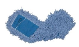 """Rubbermaid Commercial FGJ25700 48"""" X 5"""" Blend Twistedloop Dust Mop Lot o... - $37.39"""