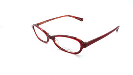 Oliver Peoples Rx Eyeglasses Frames Ninette Sunst 48x16 Red Made in Japan - $70.56